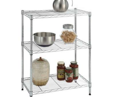kitchen wire shelving accessories Details about 3 Tier Wire Shelving Rack Shelf Adjustable Unit Garage Kitchen Storage Chrome Kitchen Wire Shelving Accessories Top Details About 3 Tier Wire Shelving Rack Shelf Adjustable Unit Garage Kitchen Storage Chrome Galleries