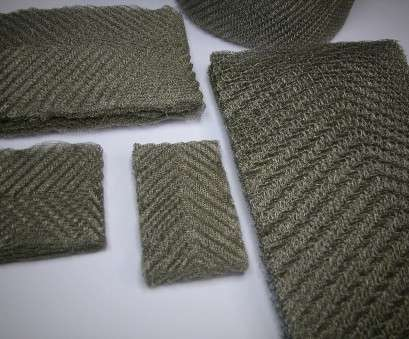 knitted wire mesh stainless steel filter element / liquid / knitted wire mesh Knitted Wire Mesh New Stainless Steel Filter Element / Liquid / Knitted Wire Mesh Solutions