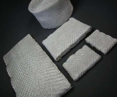 knitted wire mesh Stainless steel filter element / liquid / knitted wire mesh Knitted Wire Mesh Creative Stainless Steel Filter Element / Liquid / Knitted Wire Mesh Images