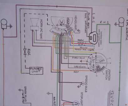 lambretta light switch wiring diagram top you, i rewired, original  switch to, as