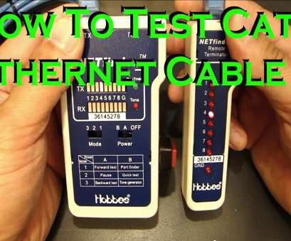 lan cat 5 wiring diagram How to Test Your CAT5 Ethernet Cable Lan, 5 Wiring Diagram Practical How To Test Your CAT5 Ethernet Cable Galleries