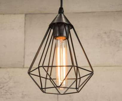 large black wire pendant light Industrial Black Wire Cage Pendant Light Industrial Black Wire Cage Pendant Light