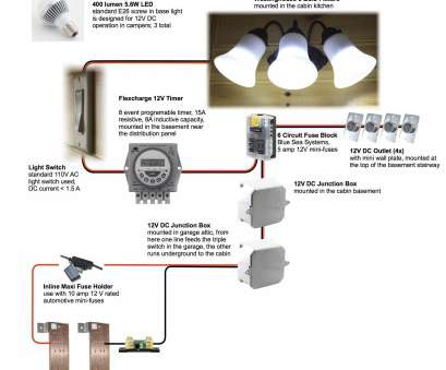 14 Cleaver Led Light Switch Wiring Diagram Collections