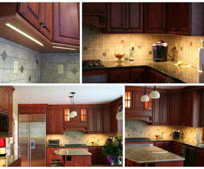 led under cabinet lighting direct wire dimmable An, light strip adds dimension, functionality to this kitchen without, additional clutter of Led Under Cabinet Lighting Direct Wire Dimmable Most An, Light Strip Adds Dimension, Functionality To This Kitchen Without, Additional Clutter Of Pictures