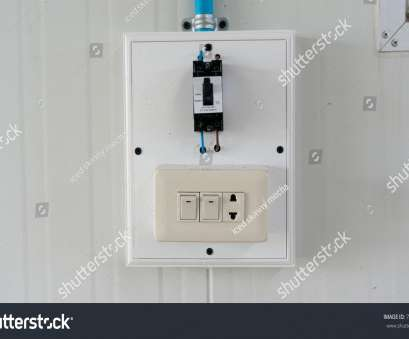 light switch and circuit breaker small circuit breaker, light switches, power outlet on white distribution board Light Switch, Circuit Breaker Best Small Circuit Breaker, Light Switches, Power Outlet On White Distribution Board Ideas