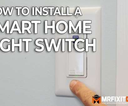 light switch add neutral wire How to Install a Smart Home Light Switch,, Electrical Light Switch, Neutral Wire Best How To Install A Smart Home Light Switch,, Electrical Solutions