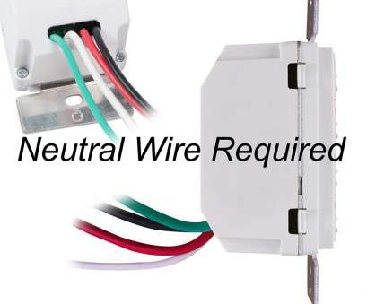 light switch neutral wire required ... Century 7, Programmable Timer Switch, Single Pole, 3, (Compatible with SPDT 20 Best Light Switch Neutral Wire Required Ideas