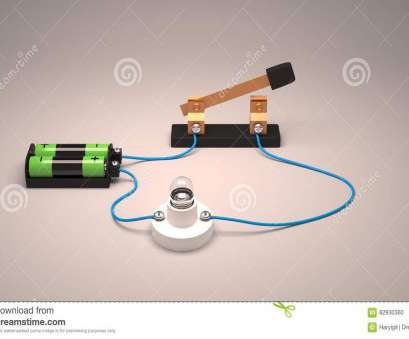 light switch open circuit Download Electric Circuit Showing Open Switch Using A Light Bulb, Batteries. Stock Illustration Light Switch Open Circuit New Download Electric Circuit Showing Open Switch Using A Light Bulb, Batteries. Stock Illustration Collections