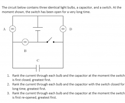 light switch open circuit Solved:, Circuit Below Contains Three Identical Light B Light Switch Open Circuit Professional Solved:, Circuit Below Contains Three Identical Light B Photos
