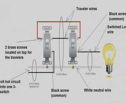 light switch wiring common loop Wiring Diagram, 2 3-way Switches, Unique, to Wire, Lights Three, Switches Great Wiring Light Switch Wiring Common Loop Simple Wiring Diagram, 2 3-Way Switches, Unique, To Wire, Lights Three, Switches Great Wiring Images