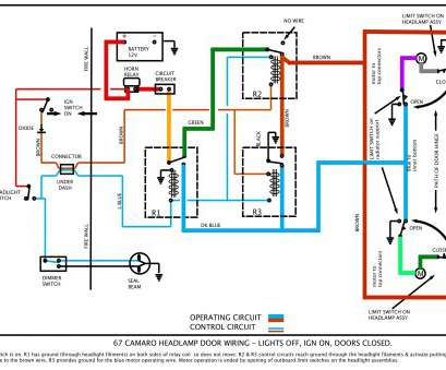 light switch wiring diagram pdf 67 rs headlight doors rh pozziracing, 68 Camaro Wiring Diagram, 1968 camaro wiper switch 8 Perfect Light Switch Wiring Diagram Pdf Galleries