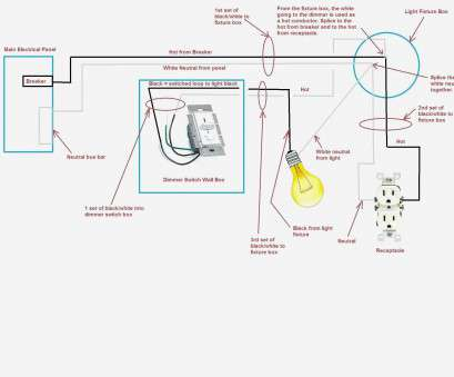 light switch wiring diagram one way One, Wiring Diagram, E, Light Switch Wiring Diagram 9 Cleaver Light Switch Wiring Diagram, Way Images