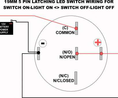 Led Indicator Light Wiring Diagram - Wiring Diagram Schematics on