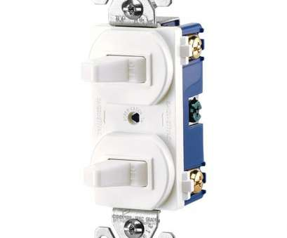 light switch wiring two switches Eaton Commercial Grade 15, Single Pole 2 Toggle Switches with Back, Side Wiring in White Light Switch Wiring, Switches Most Eaton Commercial Grade 15, Single Pole 2 Toggle Switches With Back, Side Wiring In White Solutions