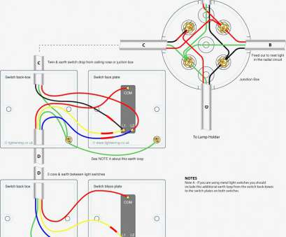 light switch wiring for two lights Great 2 Switch Light Wiring Diagram, Way Switching, Lights And 11 Professional Light Switch Wiring, Two Lights Photos