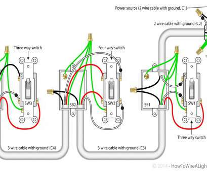 light switch wiring types 3 Types Of Light Switch Wiring Guide, Beginners Striking 1 Way 3 Types Of Light Switch Wiring Guide, Beginners Striking 1 Way