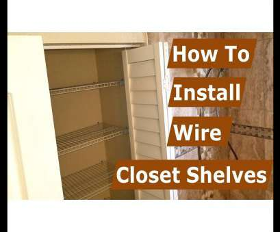 linen closet wire shelving DIY, To Install Wire Shelving Small Linen Closet Linen Closet Wire Shelving Perfect DIY, To Install Wire Shelving Small Linen Closet Solutions