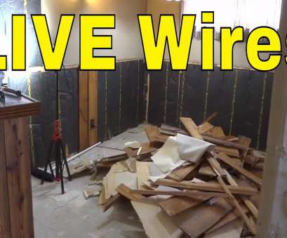 live electrical wire in wall Buried LIVE Electrical Wires-Taped, With Electrical Tape 15 Professional Live Electrical Wire In Wall Ideas