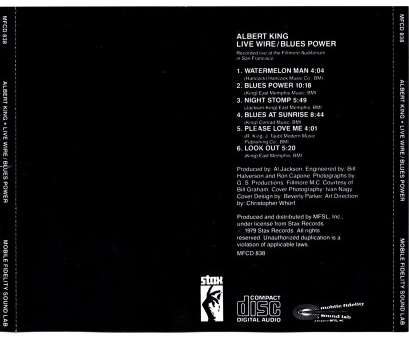 live wire blues power album Live Wire / Blues Power, Albert King, buy, full tracklist Live Wire Blues Power Album Nice Live Wire / Blues Power, Albert King, Buy, Full Tracklist Solutions