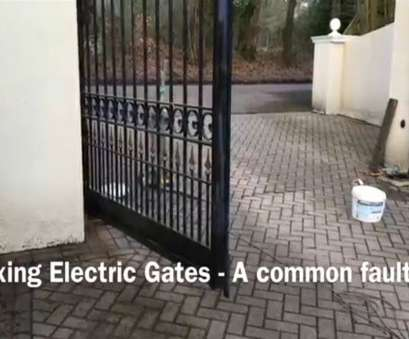 live wire electric gates and doors Fixing Electric Gates, Common Fault. (NICE ME3000) Live Wire Electric Gates, Doors Most Fixing Electric Gates, Common Fault. (NICE ME3000) Images