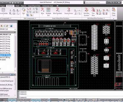 live wire electrical software AutoCAD Electrical 2010 Schematic Design Tools Live Wire Electrical Software Top AutoCAD Electrical 2010 Schematic Design Tools Photos