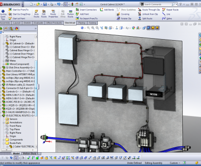 live wire electrical software SolidWorks Routing, Putting Power Into Your Designs Live Wire Electrical Software Popular SolidWorks Routing, Putting Power Into Your Designs Photos
