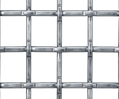 lock crimped woven wire mesh (L-66) 2