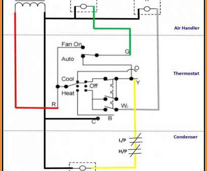 low voltage thermostat wiring diagram popular gas furnace thermostat  wiring diagram ac on, conditioning,