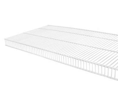 lowes chrome wire shelving Rubbermaid TightMesh 6-ft, 16-in D White Wire Shelf Lowes Chrome Wire Shelving New Rubbermaid TightMesh 6-Ft, 16-In D White Wire Shelf Photos