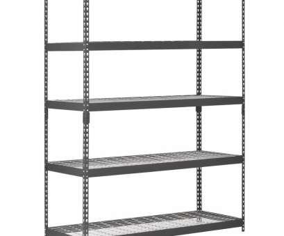 lowes chrome wire shelving Shop Freestanding Shelving Units at Lowes.com Lowes Chrome Wire Shelving Brilliant Shop Freestanding Shelving Units At Lowes.Com Images