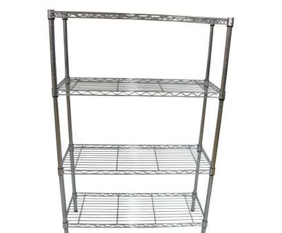 lowes chrome wire shelving Shop Style Selections 54-in, 36-in, 14-in D 4-Tier Steel Lowes Chrome Wire Shelving Popular Shop Style Selections 54-In, 36-In, 14-In D 4-Tier Steel Photos