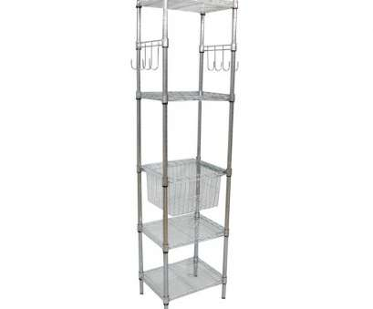 lowes chrome wire shelving Shop Wire Shelving By Design 5-Tier Chrome Tower Shelving Unit at Lowes Chrome Wire Shelving New Shop Wire Shelving By Design 5-Tier Chrome Tower Shelving Unit At Photos