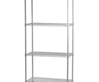lowes wire shelf covers Cheery Shelves, Wire Shelving Units, Five Shelves Chrome Lowes Wire Shelf Covers Practical Cheery Shelves, Wire Shelving Units, Five Shelves Chrome Images