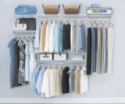 Lowes Wire Shelf Cutting Perfect Closet Organizer, Satin Chrome Lowes Closet Systems With Pictures