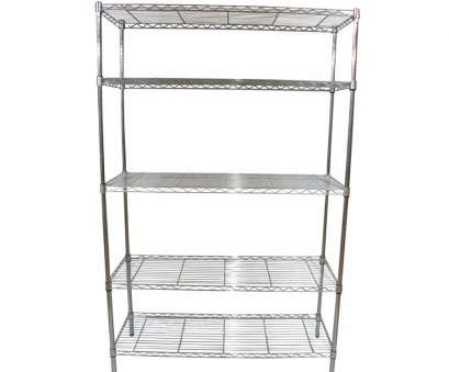 lowes wire shelves Heavy Duty Lowes Metal Shelving To Organize Home Interior: Wire Shelving Units With Rubbermaid Storage Lowes Wire Shelves Brilliant Heavy Duty Lowes Metal Shelving To Organize Home Interior: Wire Shelving Units With Rubbermaid Storage Photos