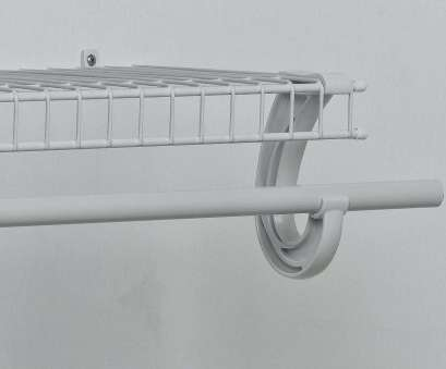 lowes wire shelving brackets closetmaid: lowes closetmaid Lowes Wire Shelving Brackets Perfect Closetmaid: Lowes Closetmaid Ideas