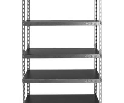 lowes wire shelving garage Display product reviews, EZ Connect 72-in, 48-in W x 12 Nice Lowes Wire Shelving Garage Images