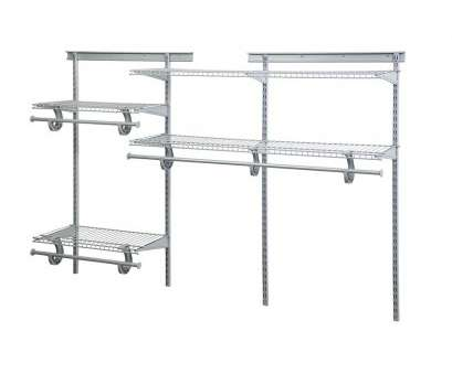 lowes wire shelving kits Shop ClosetMaid 6-ft Adjustable Mount Wire Shelving, at Lowes.com 15 Top Lowes Wire Shelving Kits Solutions