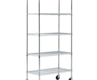 lowes wire shelving on wheels ... Wire Shelving Units Lowes With Wheels, Closets Uk Lowes Wire Shelving On Wheels New ... Wire Shelving Units Lowes With Wheels, Closets Uk Galleries