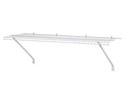 lowes wire wall shelves Shop ClosetMaid 48-in, 1.5-in, 12-in D Wire Wall Mounted Lowes Wire Wall Shelves Popular Shop ClosetMaid 48-In, 1.5-In, 12-In D Wire Wall Mounted Photos