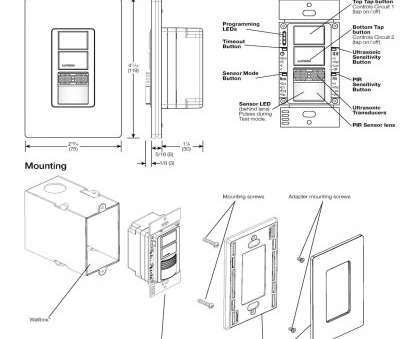 Lutron Dimmer Switch Wiring Brilliant Wiring Diagram Lutron Dimmer Switch 3, Light With On Lutron Dimmer Switch Wiring Diagram Collections