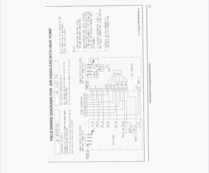 Old Luxaire Heat Pump Wiring Diagram on
