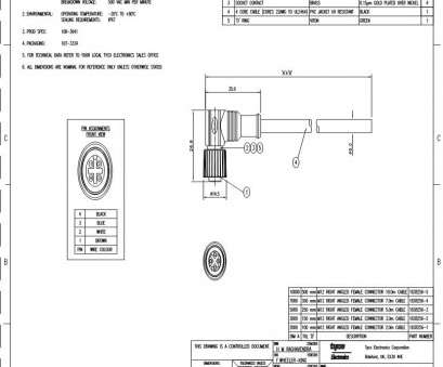 m12 ethernet wiring diagram M12 Receptacle Ethernet Cables / Networking Cables, Mouser M12 Ethernet Wiring Diagram Professional M12 Receptacle Ethernet Cables / Networking Cables, Mouser Solutions