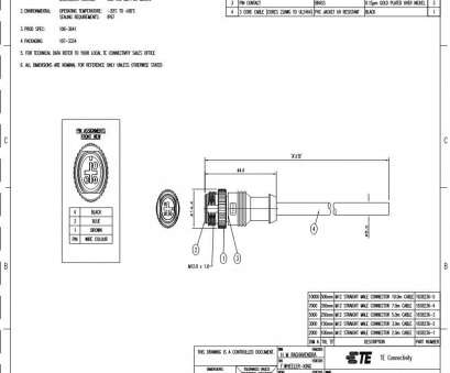 m12 ethernet wiring diagram TE Connectivity, Plug Ethernet Cables / Networking Cables, Mouser M12 Ethernet Wiring Diagram Best TE Connectivity, Plug Ethernet Cables / Networking Cables, Mouser Pictures
