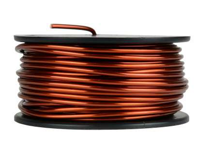 magnet wire gauge to mm Details about TEMCo Magnet Wire 10, Gauge Enameled Copper 1.5lb 47ft 200C Coil Winding Magnet Wire Gauge To Mm Fantastic Details About TEMCo Magnet Wire 10, Gauge Enameled Copper 1.5Lb 47Ft 200C Coil Winding Collections