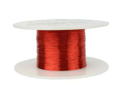 magnet wire gauge to mm Details about TEMCo Magnet Wire 32, Gauge Enameled Copper, 155C 611ft Coil Winding Magnet Wire Gauge To Mm Creative Details About TEMCo Magnet Wire 32, Gauge Enameled Copper, 155C 611Ft Coil Winding Photos