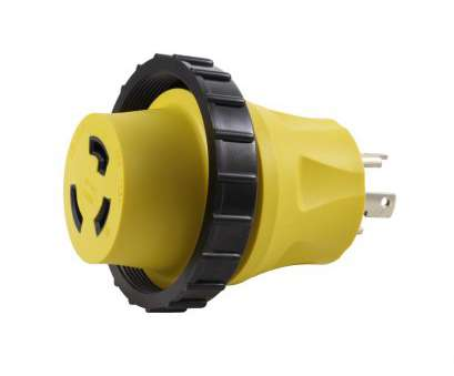 marine electrical wire connectors AC WORKS AC Connectors RV/Marine Adapter 30, 3-Prong Locking Plug to 30, RV/Marine L5-30R Detachable Inlet Marine Electrical Wire Connectors Cleaver AC WORKS AC Connectors RV/Marine Adapter 30, 3-Prong Locking Plug To 30, RV/Marine L5-30R Detachable Inlet Collections