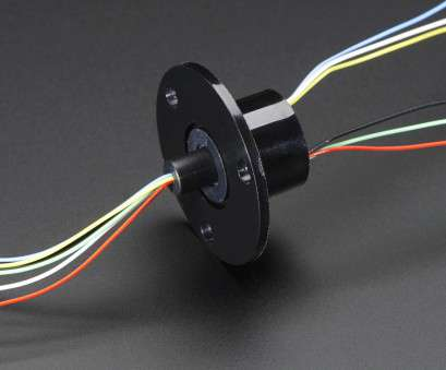 max amps for 26 gauge wire Slip Ring with Flange, 22mm diameter, 6 wires,, 240V @ 2A ID Max Amps, 26 Gauge Wire Nice Slip Ring With Flange, 22Mm Diameter, 6 Wires,, 240V @ 2A ID Solutions