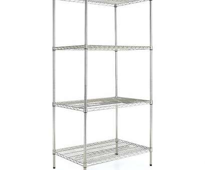 menards white wire shelving Perfect, 30 In D Chrome Wire Shelving Unit By Edsal Plus 3 Menards White Wire Shelving Practical Perfect, 30 In D Chrome Wire Shelving Unit By Edsal Plus 3 Galleries