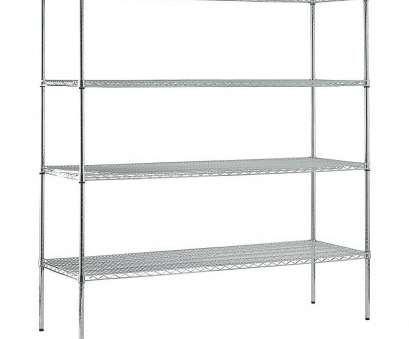 menards wire shelving units Fullsize of Snazzy Wire Shelving Units Casters Wall Mounted Lowes Shelf Unit Home Depot Wireshelving Units 16 Most Menards Wire Shelving Units Galleries